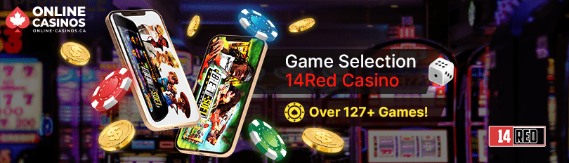 14Red Casino Game Selection