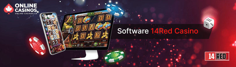 14Red Casino Software