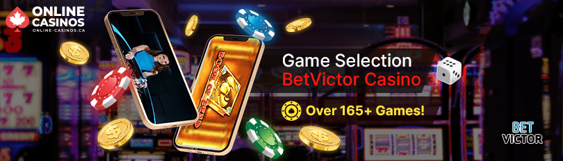 BetVictor Casino Game Selection