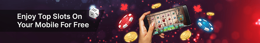 Enjoy Top Slots on your mobile