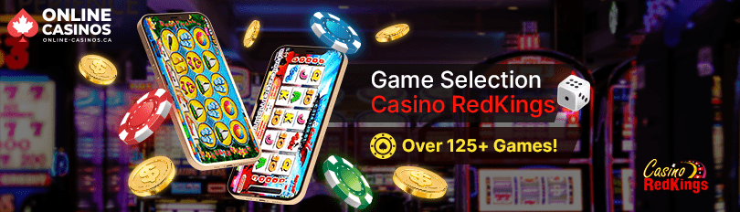 Casino RedKings Game Selection