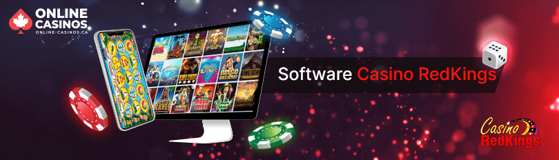Casino RedKings Software