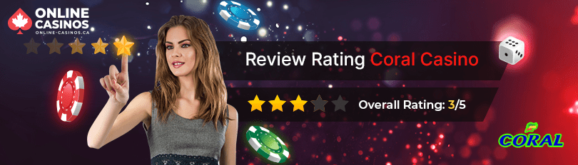 Coral Casino Rating