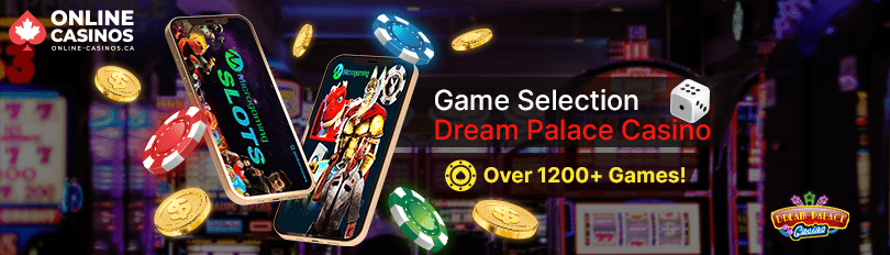 Dream Palace Casino Game Selection