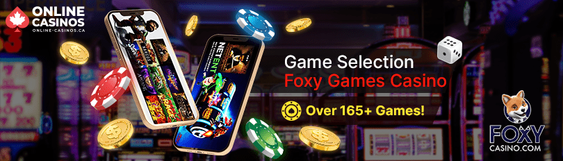 Foxy Games Casino Game Selection
