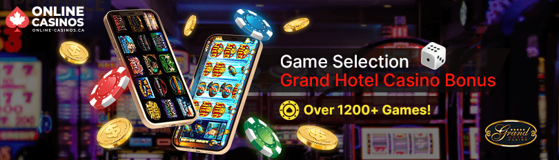 Grand Hotel Casino Game Selection