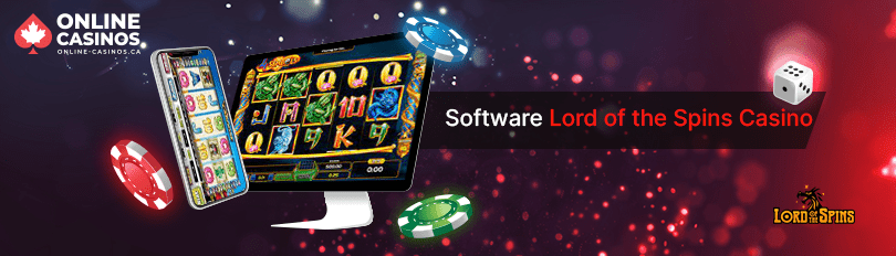 Lord of the Spins Casino Software