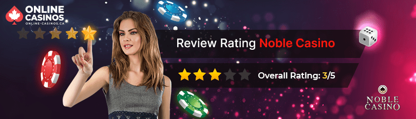 Noble Casino Rating