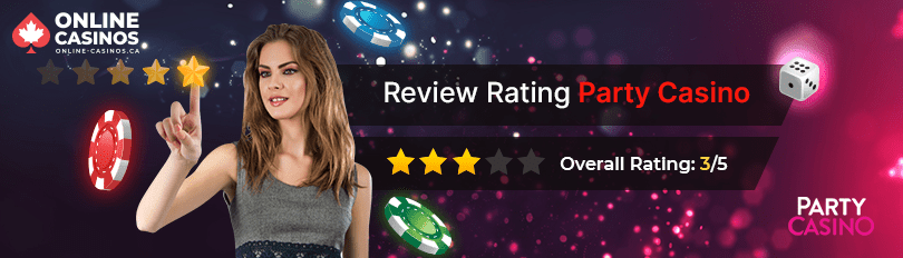 Party Casino Rating