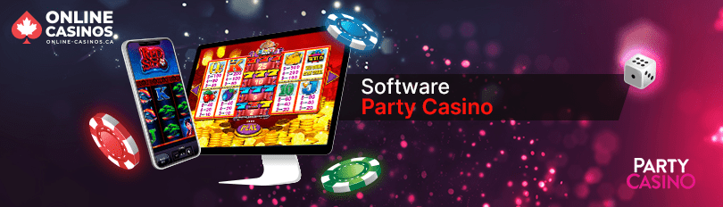 Party Casino Software