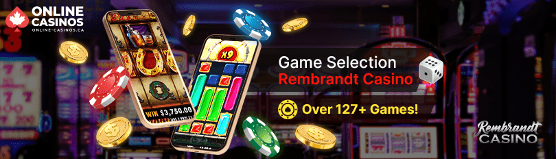 Rembrandt Casino Game Selection