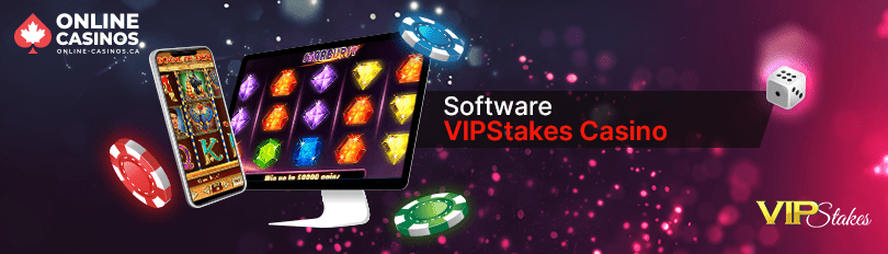 VIPStakes Casino Software