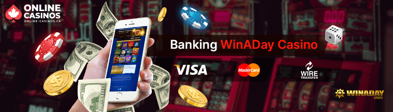 Win A Day Casino Banking